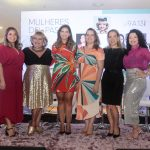 Letícia Melo, Rosicléia, Isabela Holanda, Céu Studart, Alice Costa E Rayanne Melo_