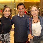 Liduina Azevedo, Evaldo Carneiro E Vanci Maia