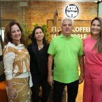Lilia Prisco, Marilia Teofilo, Tales De Sá Cavalcante E Mariana Sasso