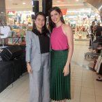 Lindsay Teixeira E Gabriella Rolim