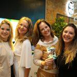 Luciana Teixeira, Viviane Farias, Lilia Prisco, Joana Pitombeira