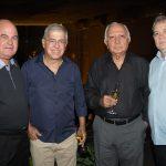 Luciano Cavalcante, Paulo César Norões,Edson Silva E Edson Barbosa