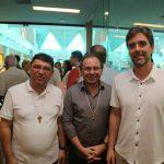 Luis Matos, Carlos Matos E Ruy Do Ceará