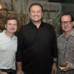 Marcos André Borges, Adriano Nogueira E Claudio Cabral