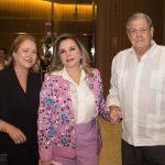 Marise Castelo, Sandra E Johan Lasera