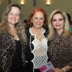 Michele Sampaio, Fátima Duarte E Germana Vanderley