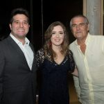 Pipo, Isabela Ney E Alfredo Gurjão_