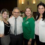 Rayane Frota, Milton Cerqueira, Socorro Bringel E Lívia Dias