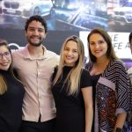 Raynara Fernandes, Evander Benevenuto, Beatriz Bezerra, Marina Vieira E Alisson Ângelo