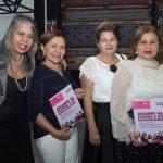 Selma Cabral, Iracema Nobre, Conceição Franklin E Silvana Frota