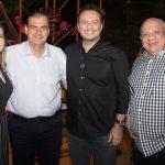 Sofia E Alexandre Sales, Adriano Nogueira E Pedro Alfredo