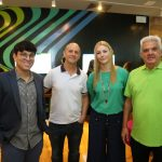 Taylor Aguiar, Francisco Moreto, Fernanda Denardin, Tales De Sá Cavalcante
