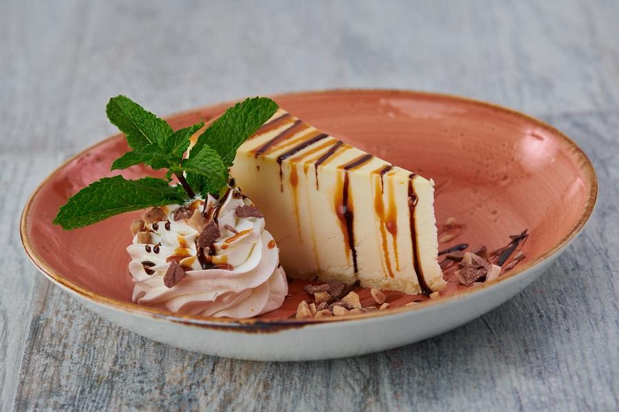 Cheesecake Caramel Choc   Hard Rock Café