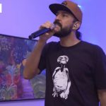 Gabriel O Pensador Na Live De Lulu Santos