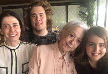 Fernanda Torres, Fernanda Montengro E Família