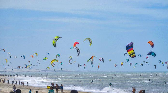 Kitesurf No Cumbuco