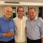 Lauro Fiuza, Marcelo E Valman Miranda