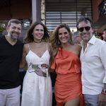 Élcio Batista, Luciana Sousa, Mariana Mota E Franscisco Marinho