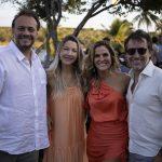 Adriano Nogueira, Carmen Rangel, Mariana Mota E Francisco Mota