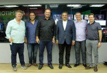 Evandro Colares, Fábio Campos, Adriano Nogueira, Patriolino Dias, Ricardo Bezerra E Marcos André Borges (1)