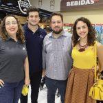 Fabiana Moura, Omar Macedo, Marco Moura Filho E Camila Viana (3)