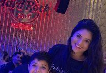 Mileide No Hard Rock Café