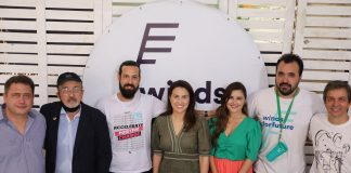 Reinaldo Schalenberger, Paulo Guerra, Andre Farias, Erika Amorim, Adelina Feitosa, Igor Juaçaba E Romulo Soares