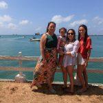 Amanda Rodrigues, Maria Liz, Gabriela Maciel E Luana Rodrigues