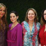 Claudia Paiva, Jamille Cruz, Marize Castelo Branco E Sandra Lureza