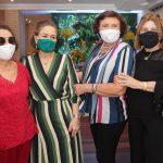 Conceição Pinho, Barbara Freire, Maria Dina E Rejane Fujita (2)