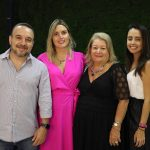 Décio Simões, Luanna Pereira, Lucia Maia E Jeissa Lucas