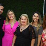 David Maia, Luanna Pereira, Lucia Maia E Tarcya Maia (2)