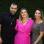 David Maia, Luanna Pereira E Tarcya Maia