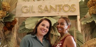 Denise Bezerra E Gil Santos (1)