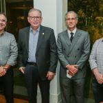 Eduardo Neves, Ricardo Cavalcante, Andre Bichucher E Manoel Linhares (2)