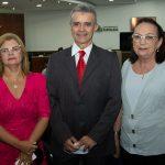 Elisamar Lima, Helber Mesquita E Eneida Sá