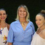 Fernanda Zeballos, Renata Uchoa E Mayara Ponte
