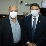Francisco Philomeno E Sérgio Lopes