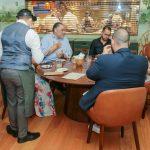 Inaugura+º+úo Do Restaurante Mangue Azul (16)