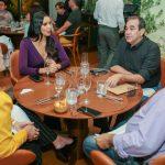 Inaugura+º+úo Do Restaurante Mangue Azul (20)
