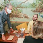 Inaugura+º+úo Do Restaurante Mangue Azul (4)