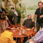 Inaugura+º+úo Do Restaurante Mangue Azul (48)