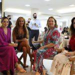 Jamille Cruz, Claudia Paiva, Marize Castelo Branco E Sandra Lureza