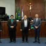 João Borges, Jorge Pinheiro, Francisco Philomeno, Ranieri Leitão E Sérgio Lopes (1)