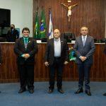 João Borges, Jorge Pinheiro, Francisco Philomeno, Ranieri Leitão E Sérgio Lopes (2)