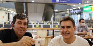 João Mendonça E Pedro Lima