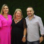 Luanna Pereira , Lucia Maia E Décio Simões