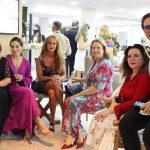 Lucia Maia, Jamille Cruz, Claudia Paiva, Marize Castelo Branco , Sandra Lureza E Campelo