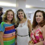 Marcia Brasil, Helida Escoscia E Heverly Maia