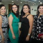 Marciana Costa, Karina Nunes, Andreza Batista E Carine Furtado